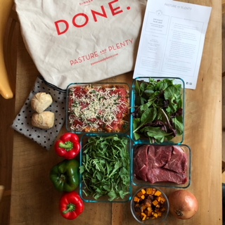 Omnivore Weekly Meal Kit Dinner For 2 67wk Pasture And Plenty