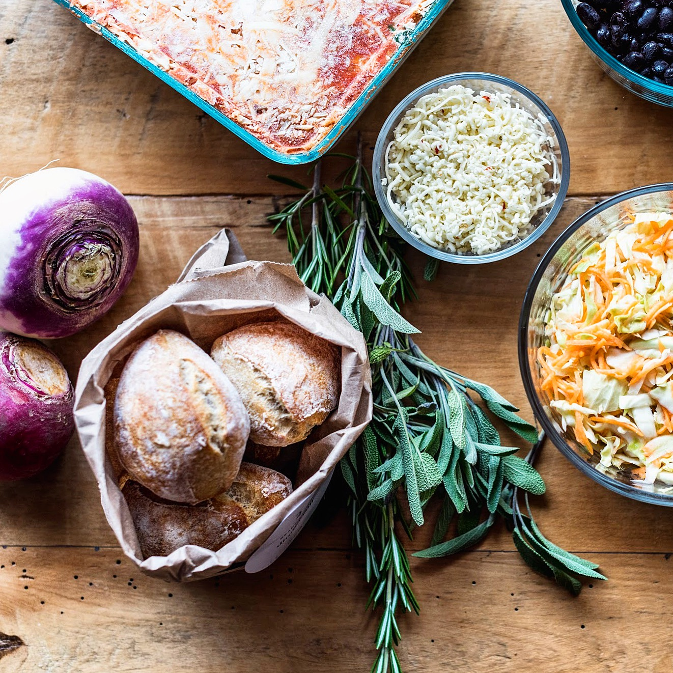 Vegetarian Weekly Meal Kit Dinner For 1 36wk Pasture And Plenty